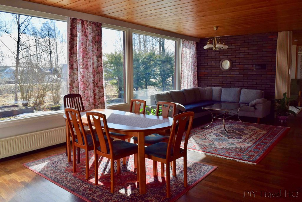 Living room Guesthouse Stranda