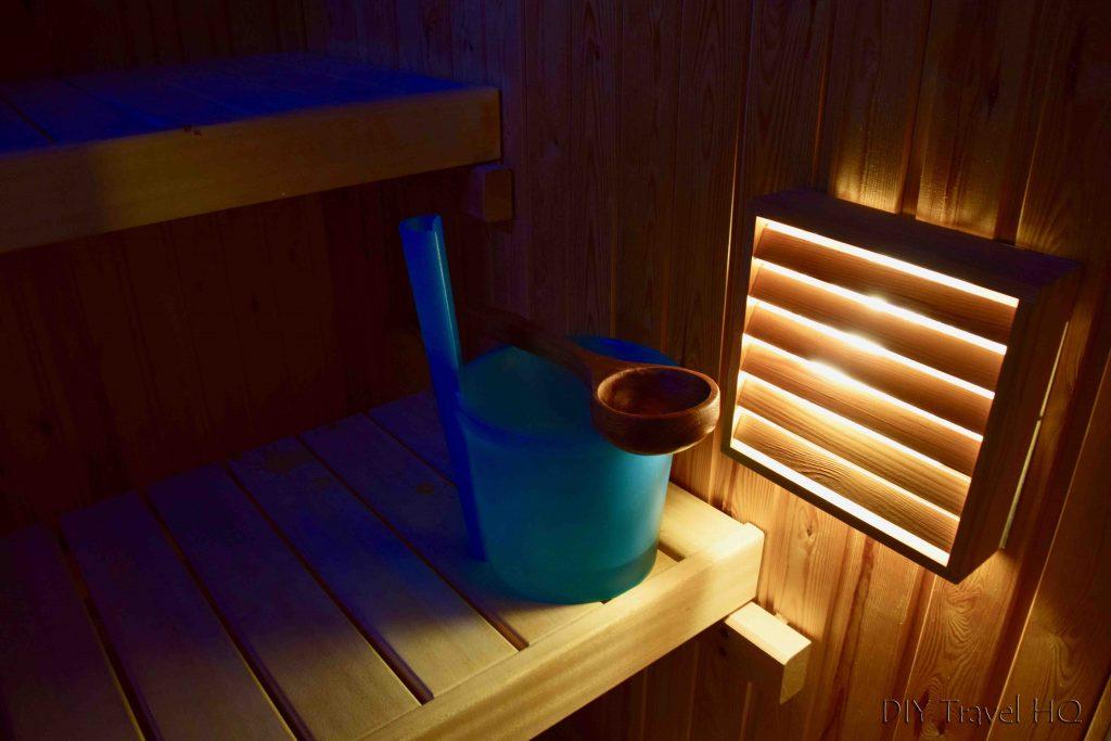 Sauna Guesthouse Stranda