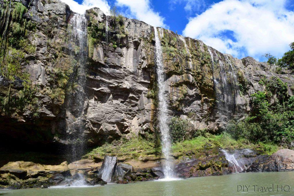La Estanzuela Waterfall