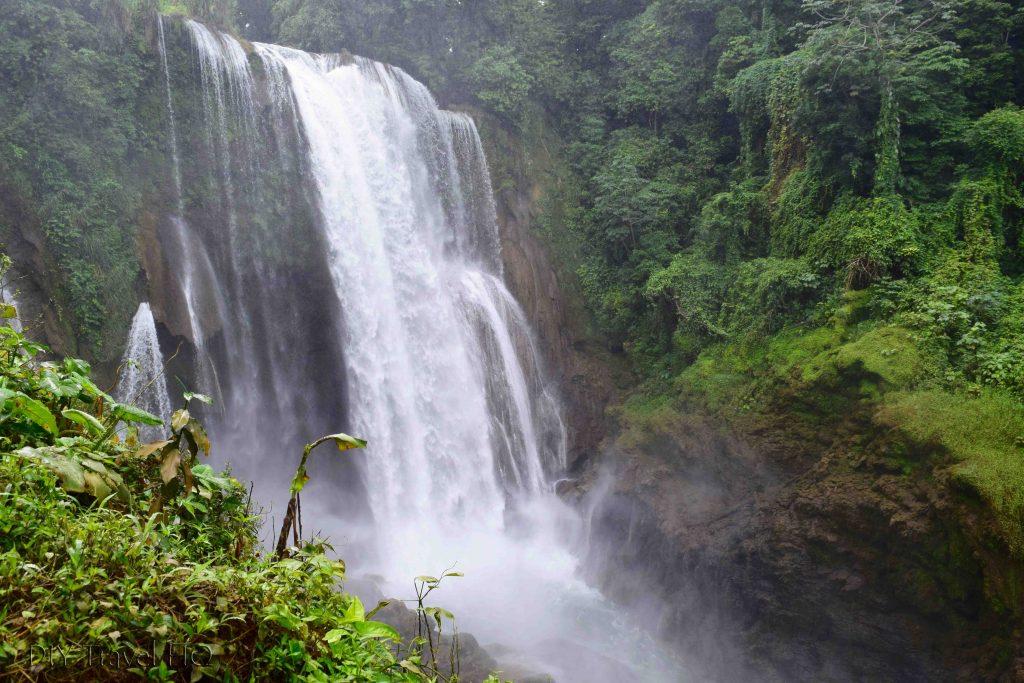 Pulhapanzak Waterfall Honduras