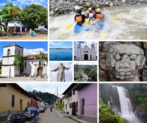 Things to see & do in HondurasT
