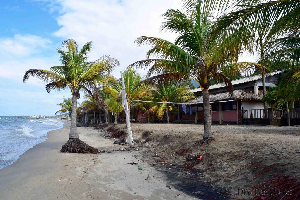 Beach Trujillo Honduras