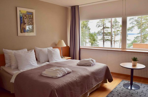 Hotel Rantapuisto Superior Room