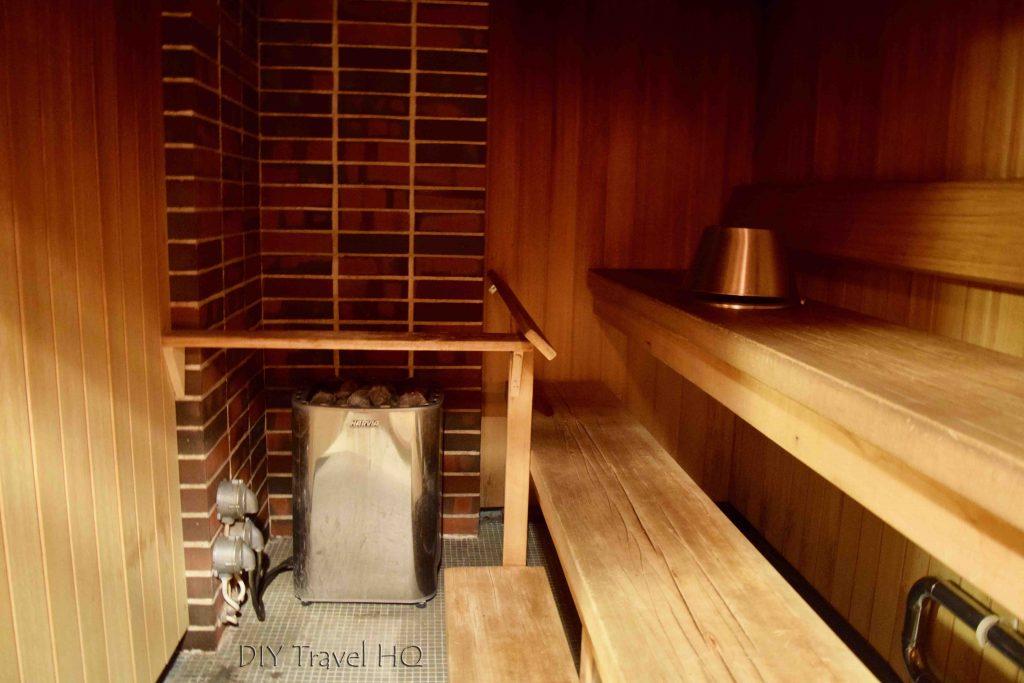 Sauna Hotel Rantapuisto
