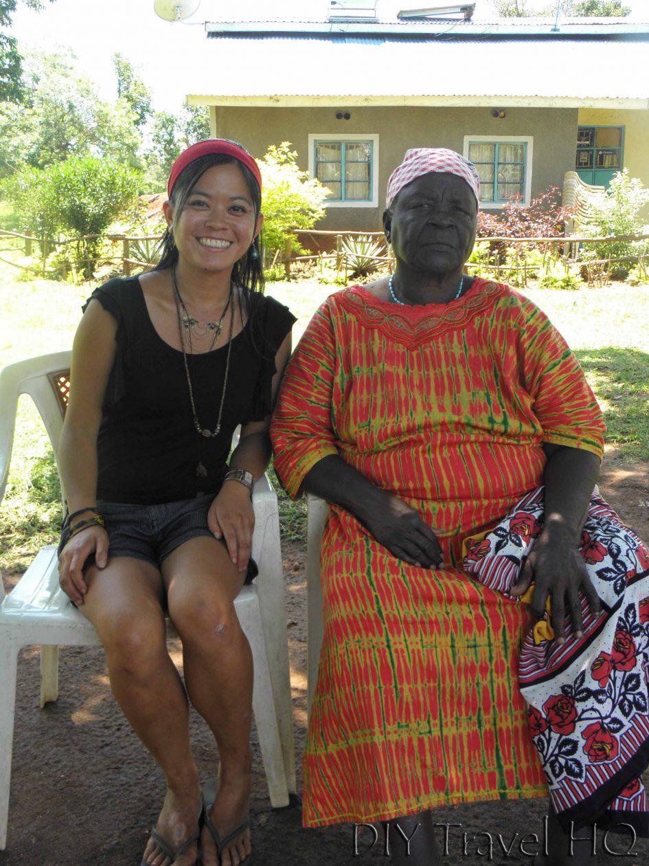 Me & Obama Grandma