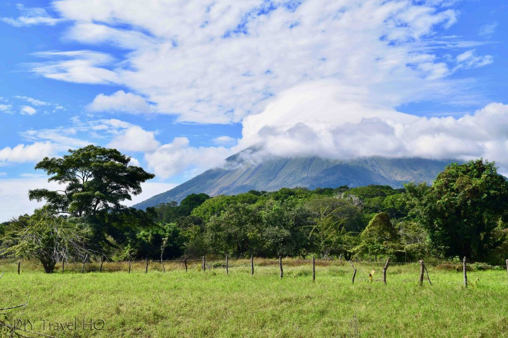 Ometepe Maderas volcano