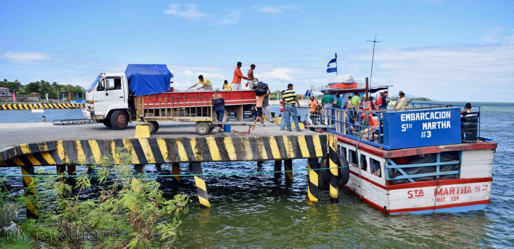 Nicaragua transport