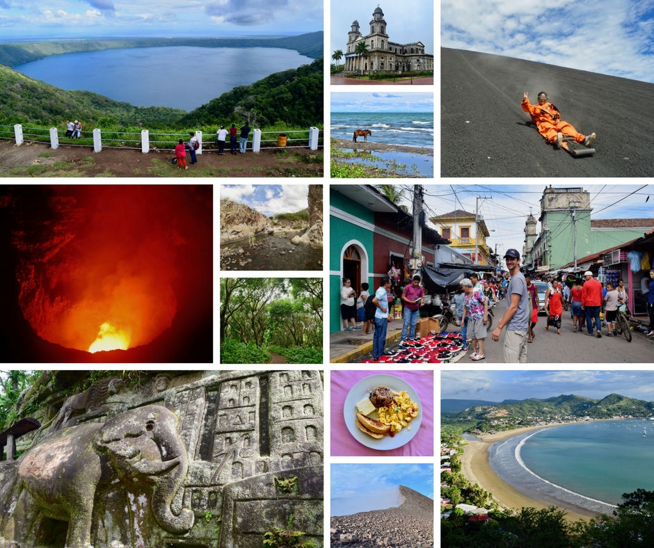 Best Places In Our Country: Backpacking Nicaragua: 18 Things To Do On A Budget