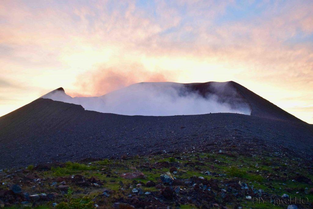 Telica volcano hike