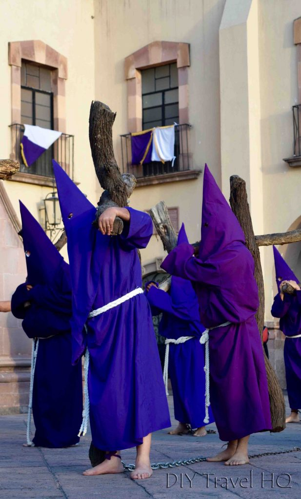 Mexico Procession of Silence