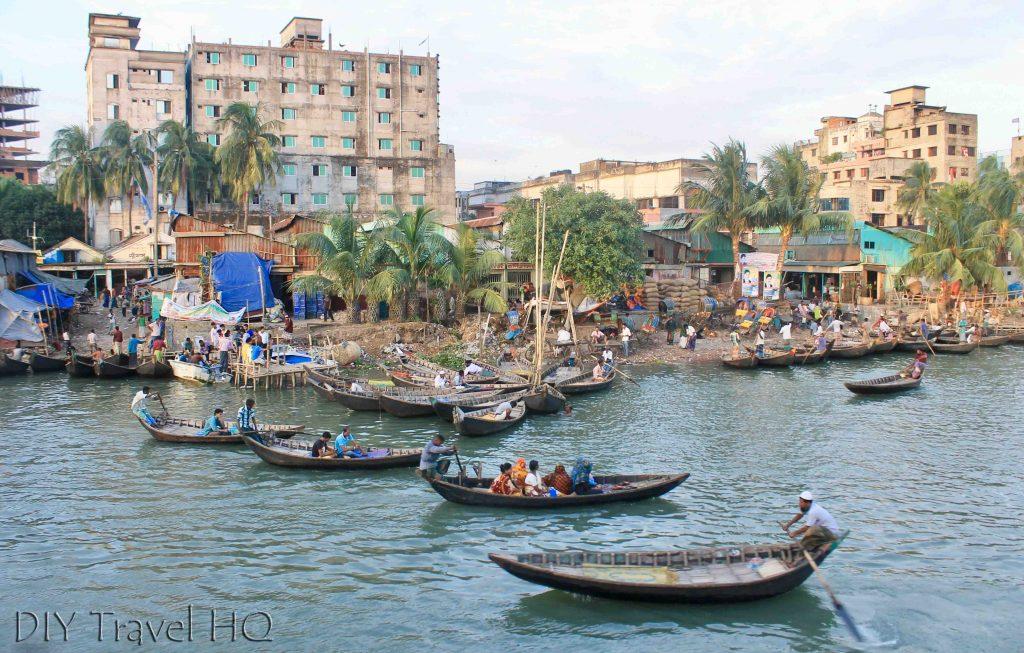 Sadarghat ferry terminal