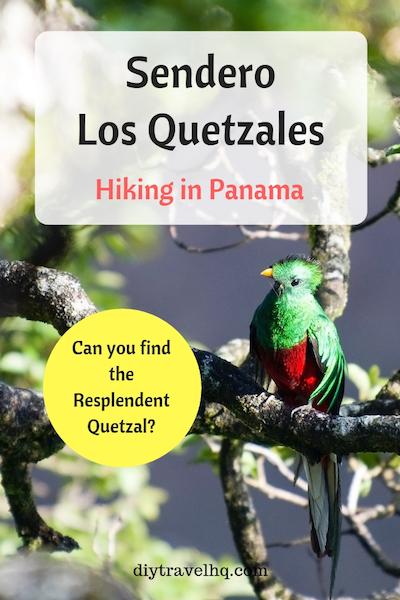 Quetzal Trail Panama