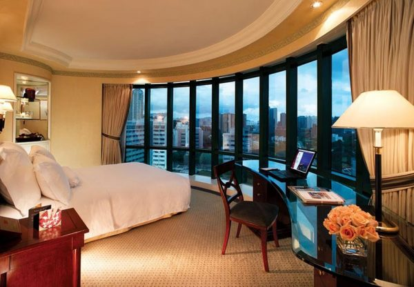 Airport Hotel Room
