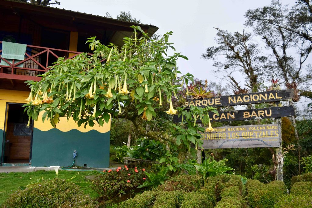 Volcan Baru National Park Ranger Station