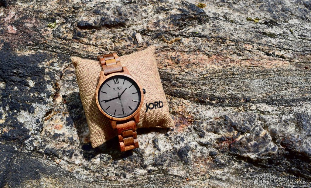 Jord watch eco-friendly gift