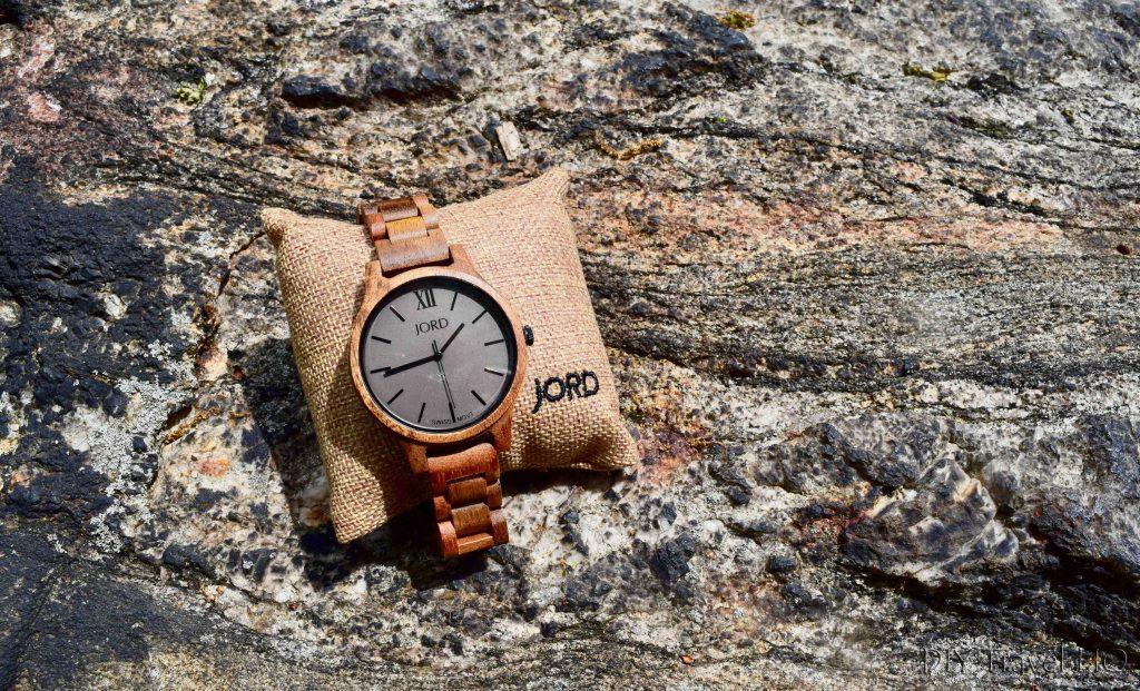 Jord watch eco-friendly gift