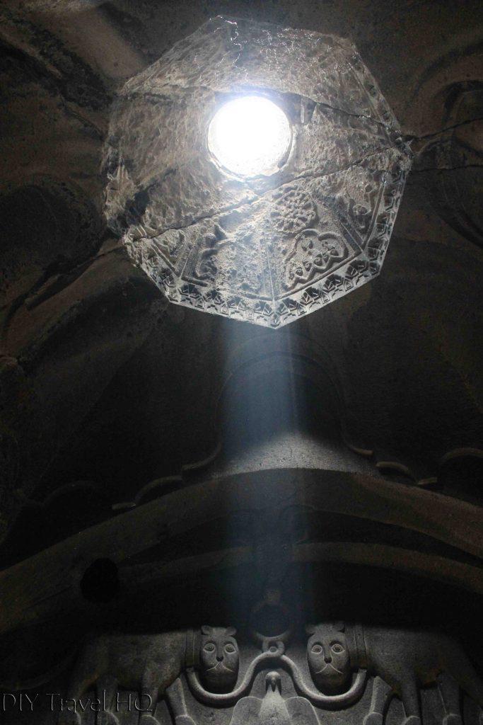 Katoghike Chapel, Geghard