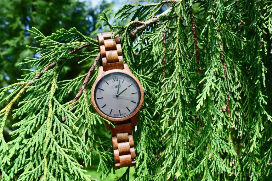 Eco-Friendly Gift Unique Watch