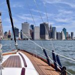 Sail in Style Around New York City with Tribeca Sailing