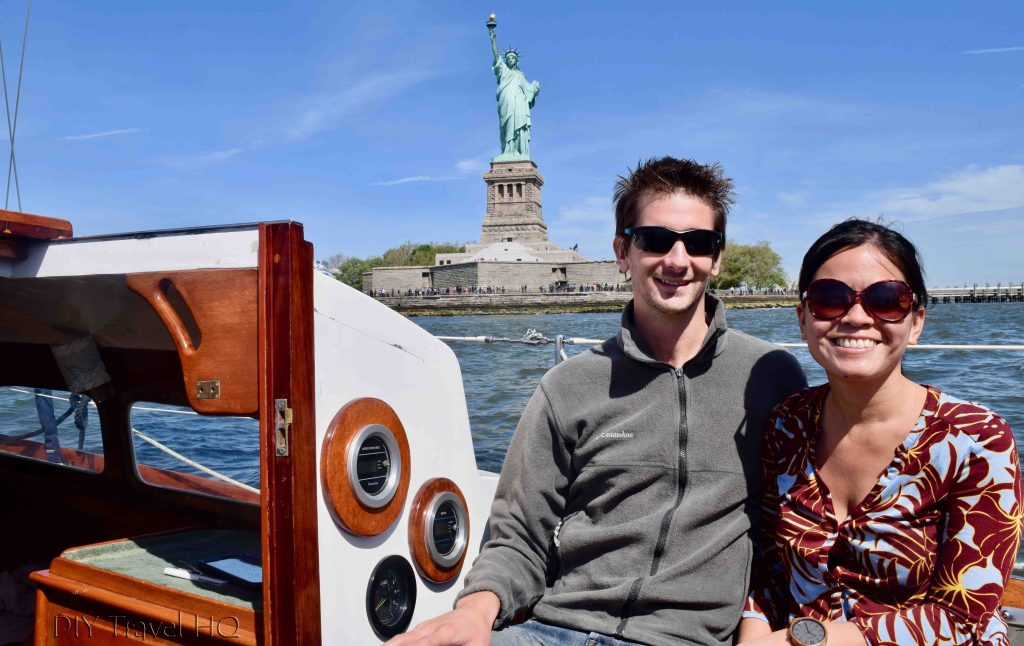 Statue of Liberty boat tour