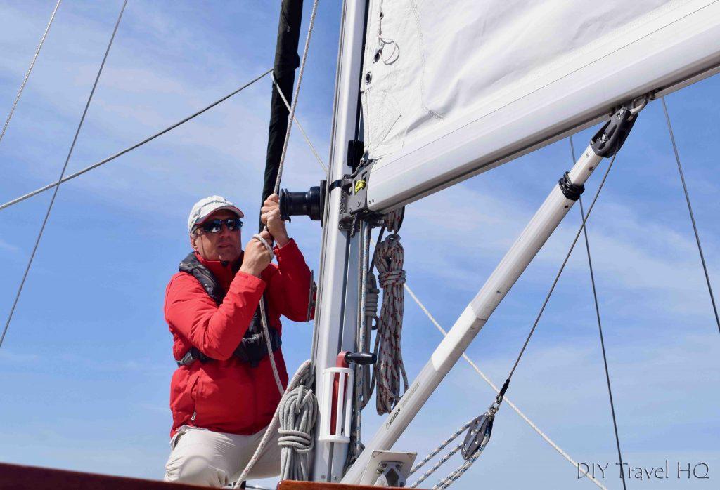 Captain David Tribeca Sailing