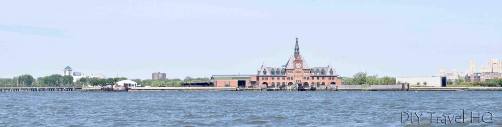 Ellis Island Tribeca Sailing