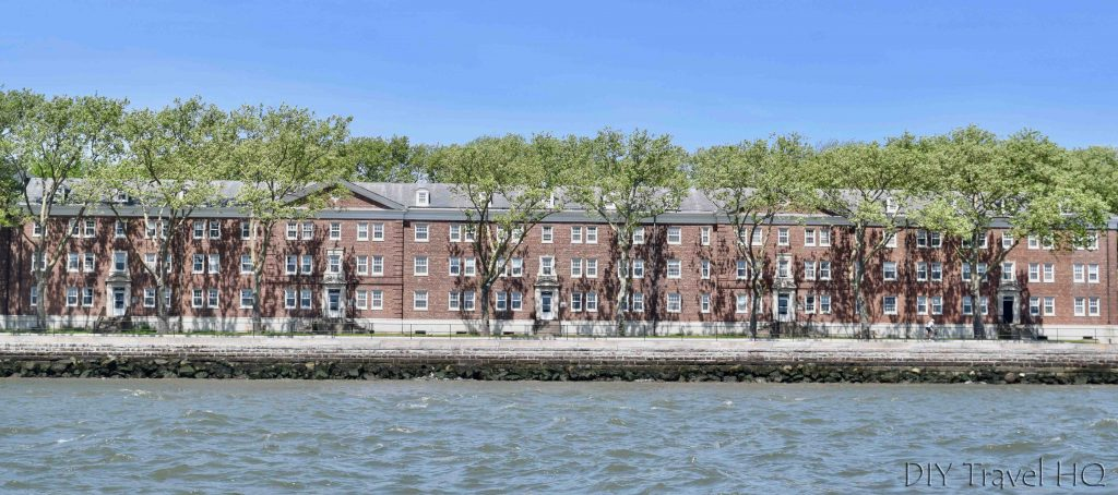 Governor's Island boat tour