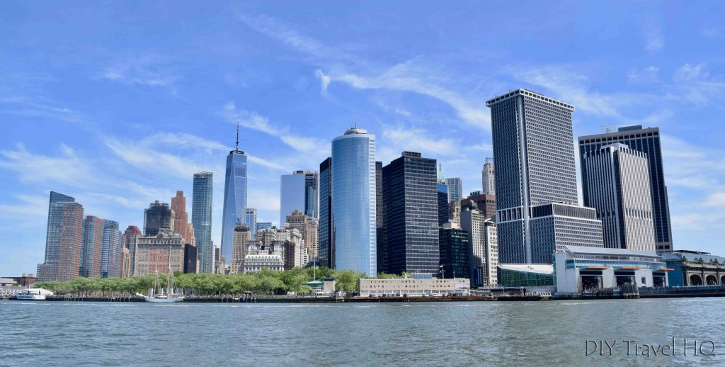 Tribeca Sailing boat tour