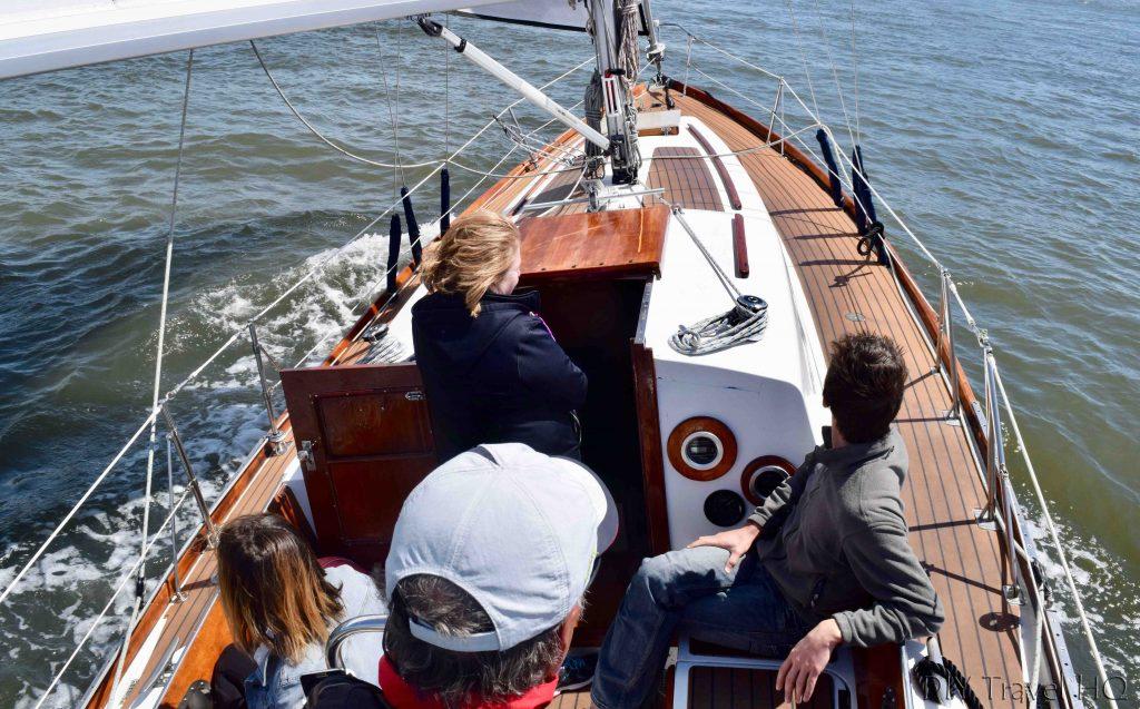 S/V Tara Tribeca Sailing