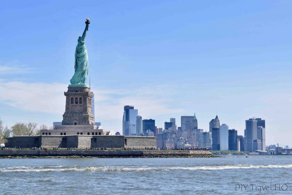 Statue of Liberty Tribeca Sailing