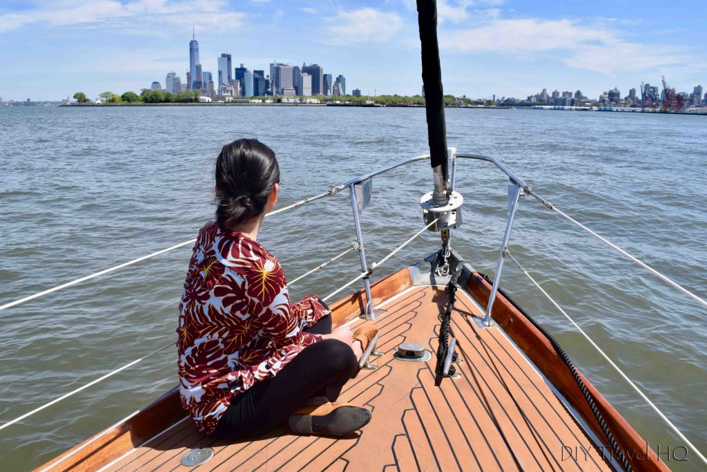 Tribeca Sailing boat tour