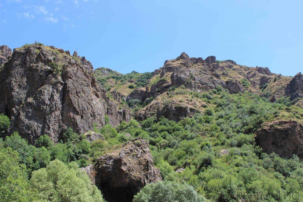 Upper Azat Valley Geghard