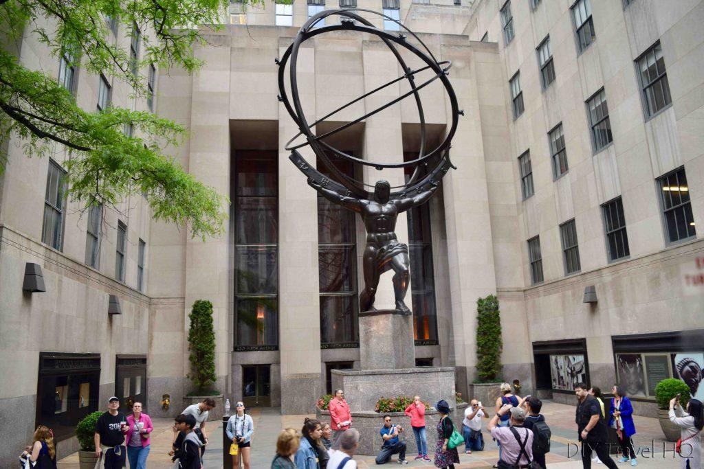 Atlas Rockefeller
