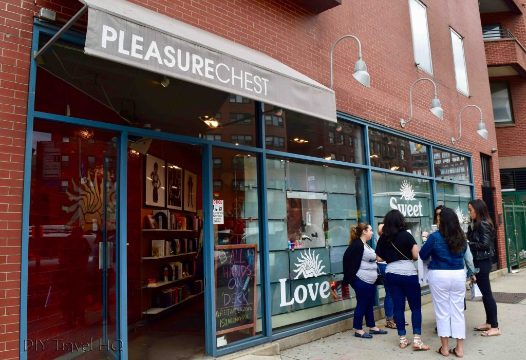Pleasure Chest NYC