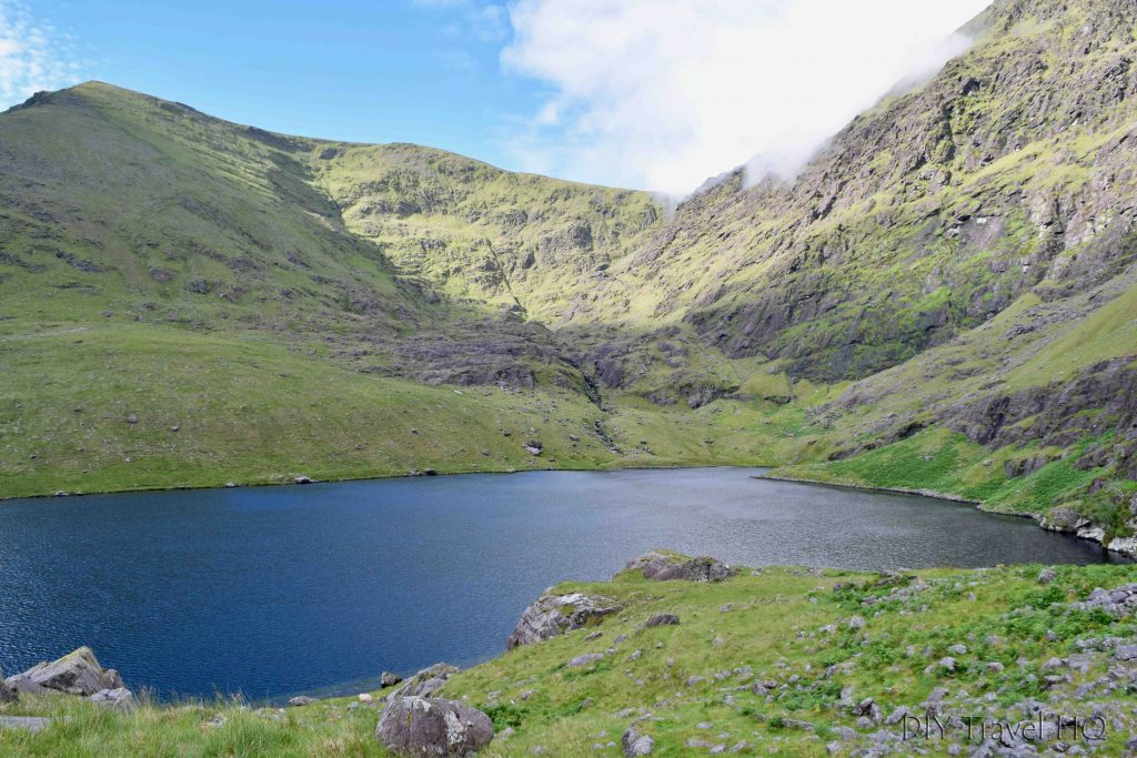 Backpacking Ireland Carrauntoohil