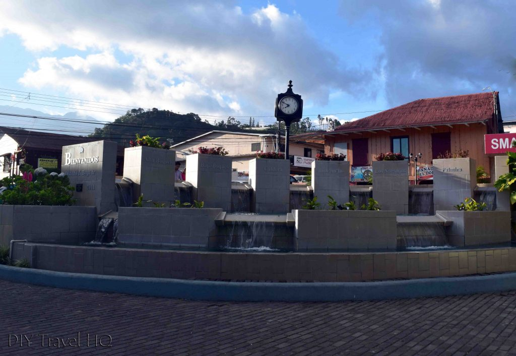 Downtown Boquete Panama