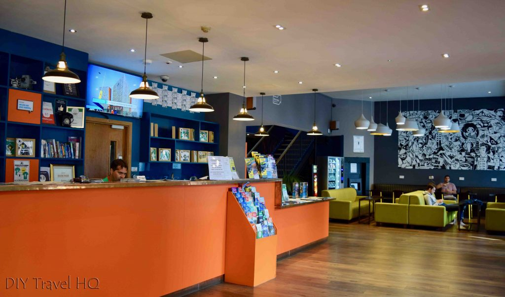 24 hour reception Jacobs Inn