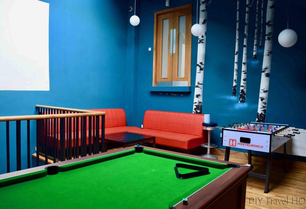 Games Room Jacobs Inn