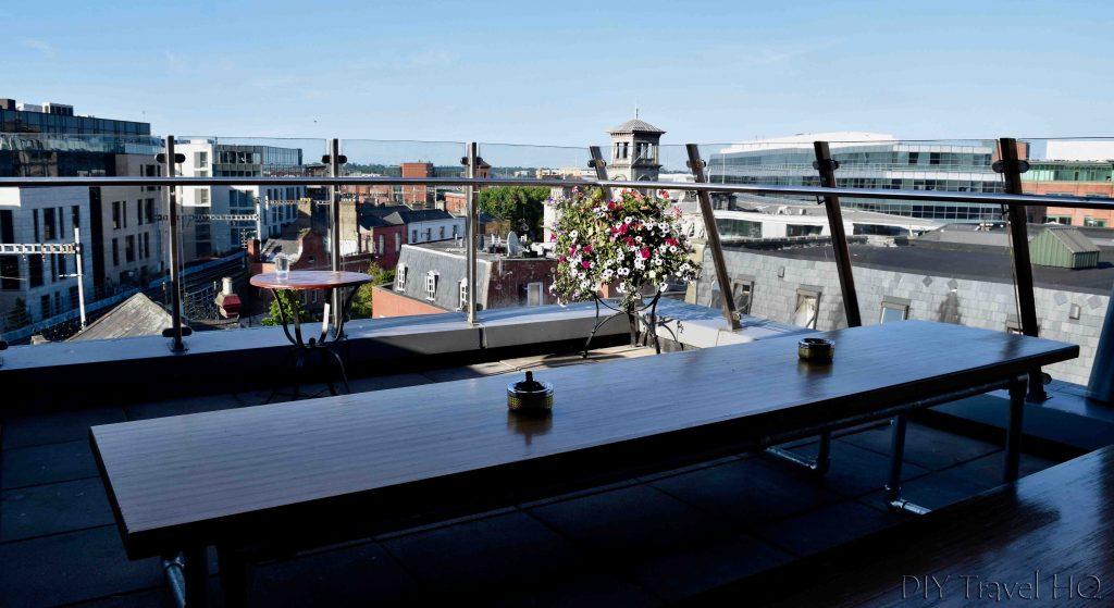 Jacobs Inn rooftop