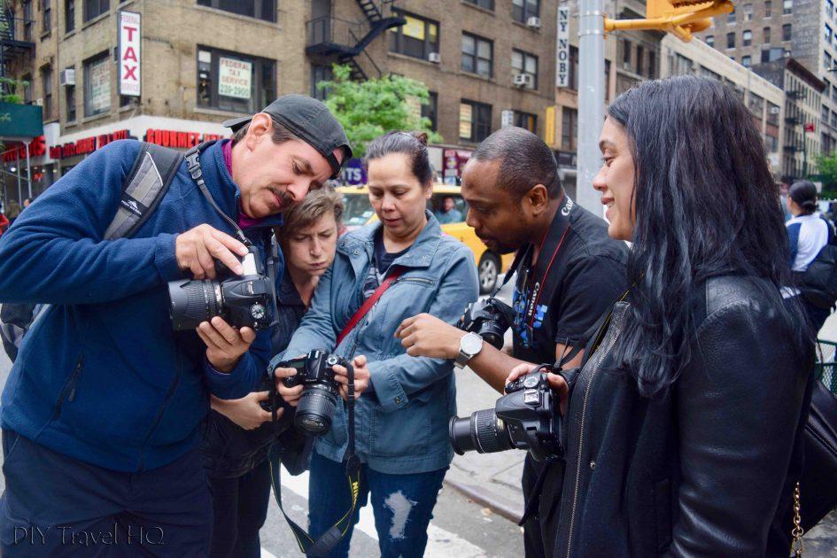 Photography Class New York