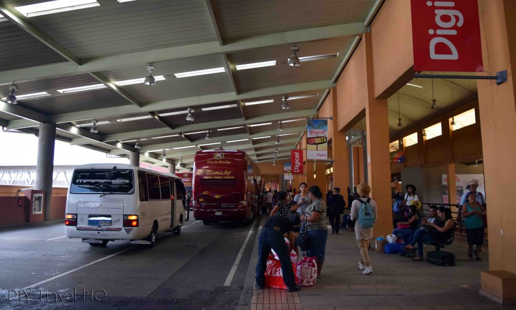Panama City Albrook Bus Terminal