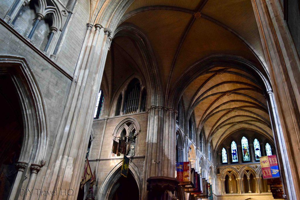 St Patricks Cathedral service
