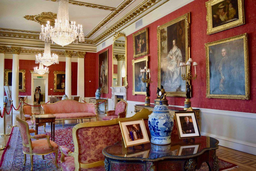 Dublin Castle guided tour