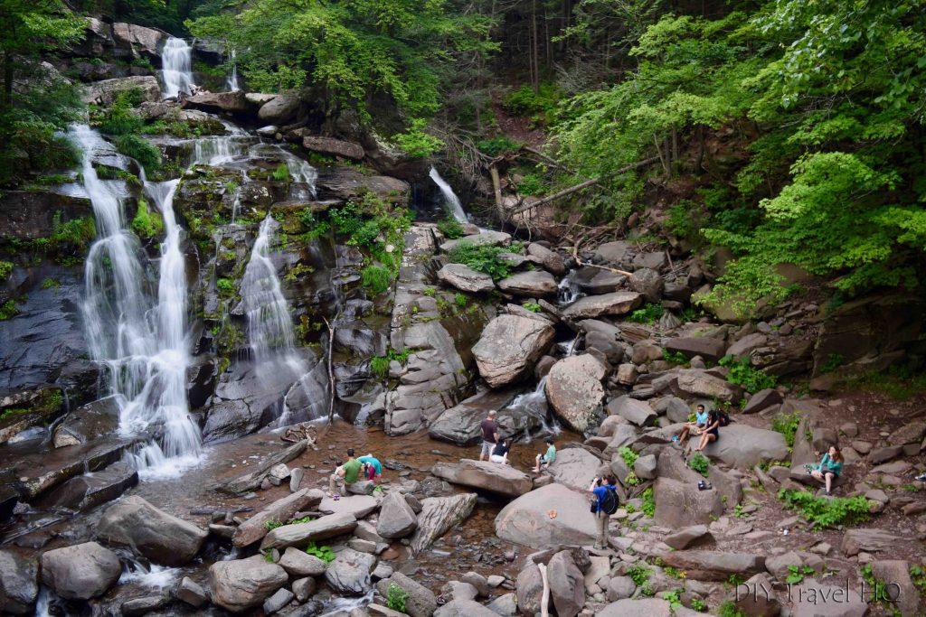 Bastion Falls Catskills
