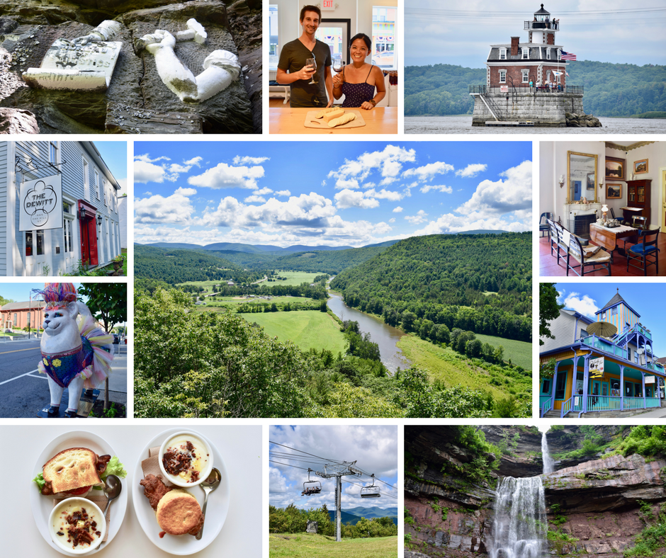 What to see & to in the Catskills