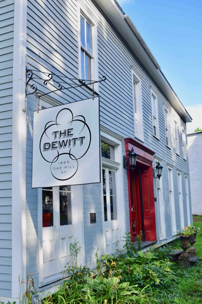 The DeWitt Oak Hill