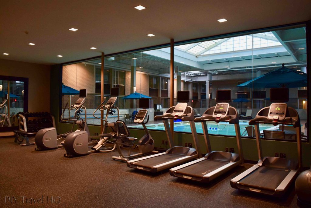 Fitness Center Best Western Kingston