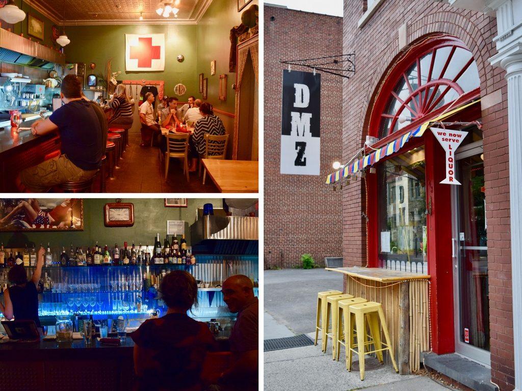 DMZ Kingston Bar