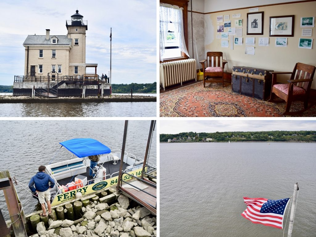Rondout Lighthouse tour