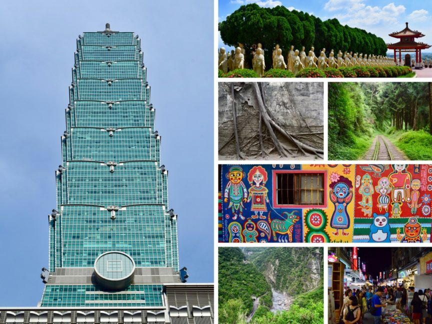 Ultimate taiwan itinerary top 7 places to visit diy travel hq places to visit in taiwan sciox Choice Image